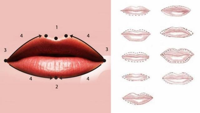 Татуаж губ: мастер отвечает на вопросы про боль и отеки, уход и сведение, рисунок и цвет - фото №6