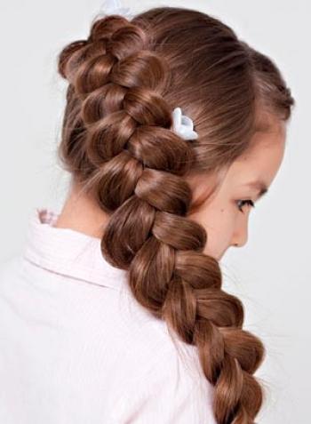 Какую прическу сделать на последний звонок: лучшие прически на длинные и средние волосы (ФОТО) - фото №32