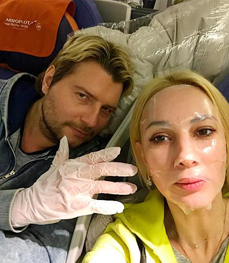 Лере Кудрявцевой 45: боязнь ботокса и поздравление Сергея Лазарева - фото №1