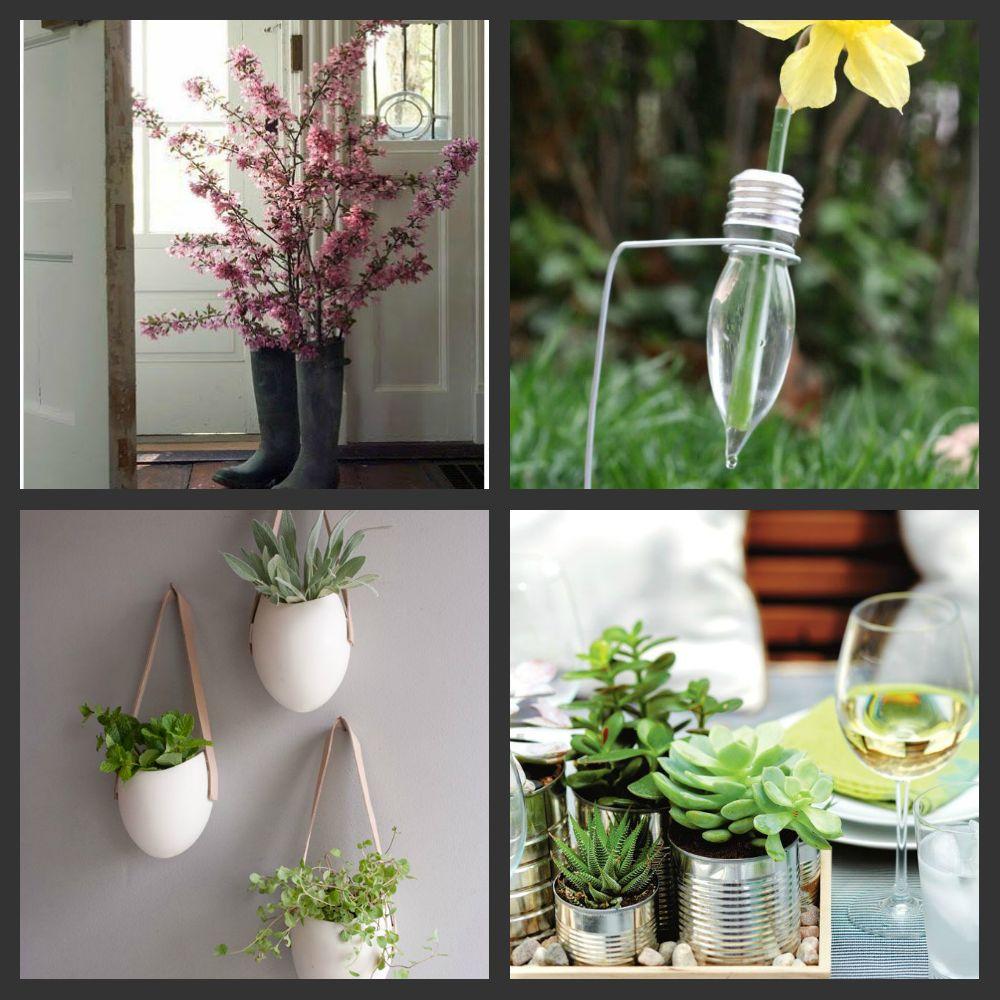 8 способов освежить интерьер с помощью растений - фото №3