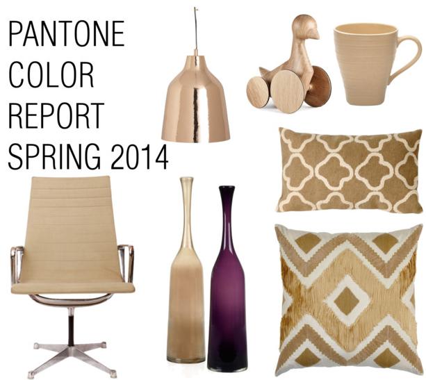 Модные цвета 2014 года в интерьере - фото №18