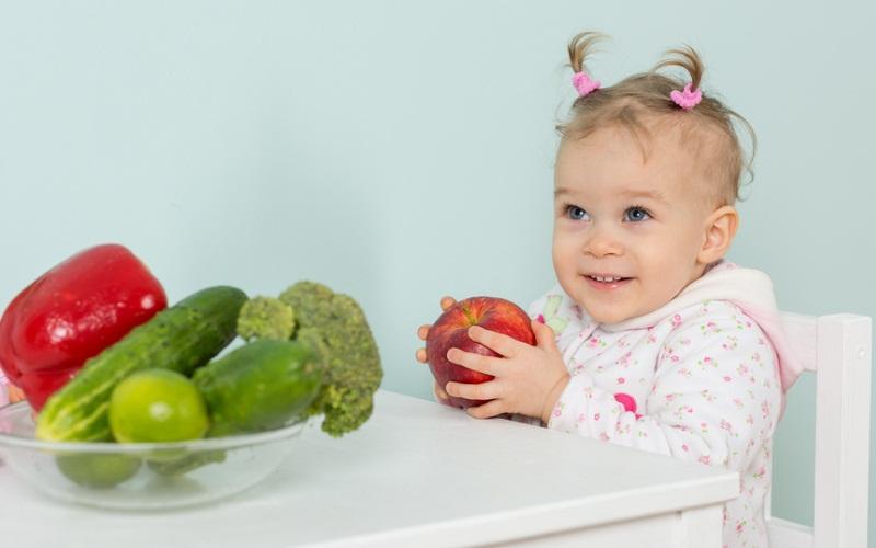 Развивающие игры для детей на кухне - фото №2