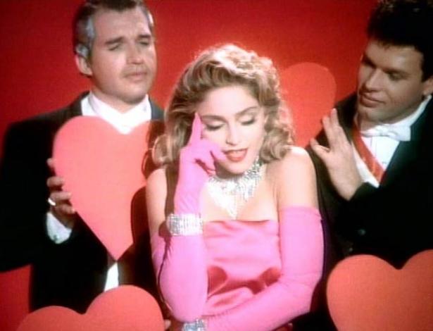 Как стиль Мадонны влиял на масс