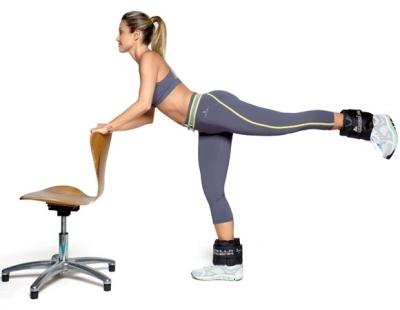 Ушки на бедрах: эффективные упражнения, которые помогут избавиться (+ВИДЕО) - фото №4