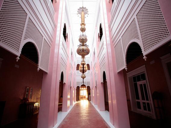 Лучшие отели мира: Taj Palace Marrakesh, Марокко - фото №2