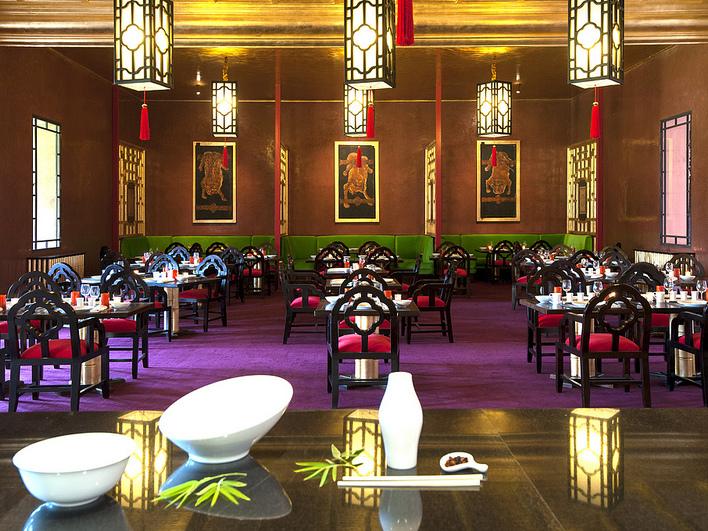 Лучшие отели мира: Taj Palace Marrakesh, Марокко - фото №5