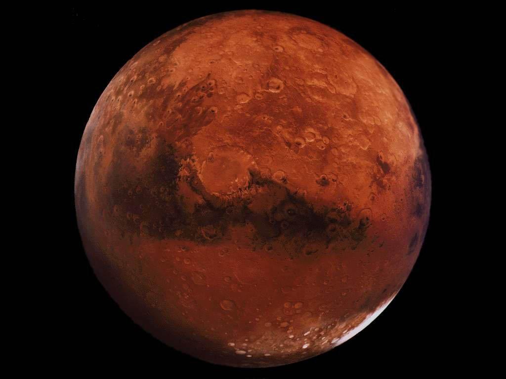 На Марсе найдена вода: Google посвятил дудл научному открытию - фото №3