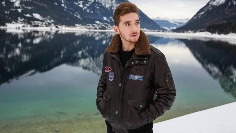 натан трент второй полуфинал евровидения