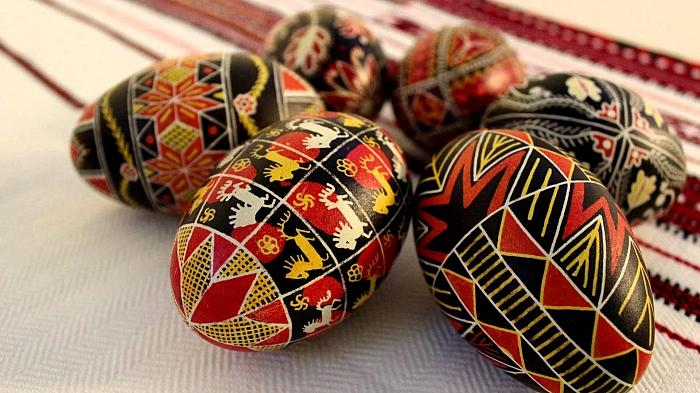 Куда пойти в Киеве на выходных 23-24 апреля пасхальные поделки мастер-класс