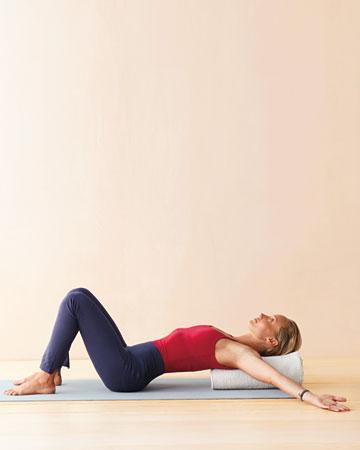 Упражнения йоги для очистки организма - фото №6