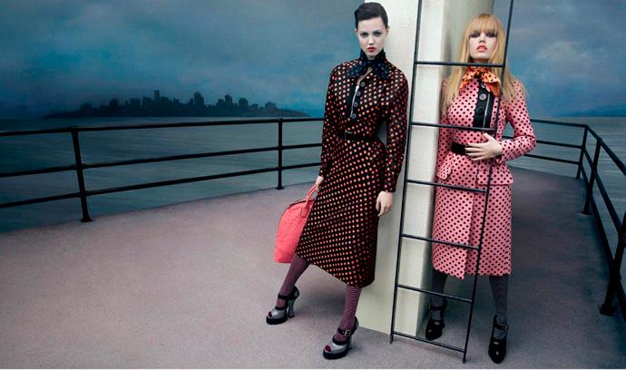 Лучшие рекламные кампании модных брендов осени 2013 - фото №10
