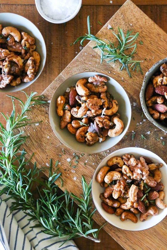 Орехи полезны не только в Спас