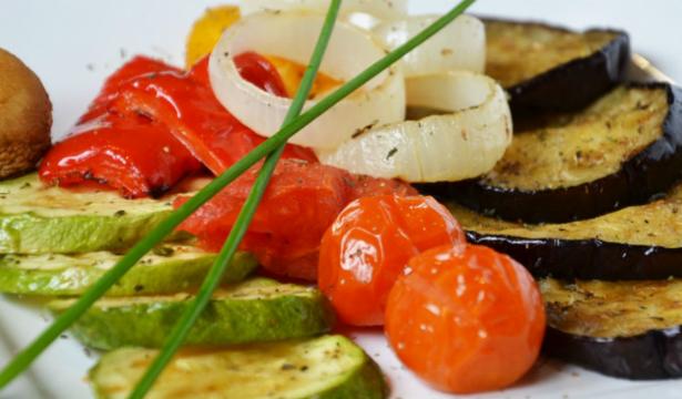 Рецепт для пикников: овощи на гриле - фото №1