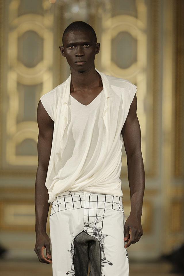 Южная мода: Fashion Week в Лиссабоне - фото №1