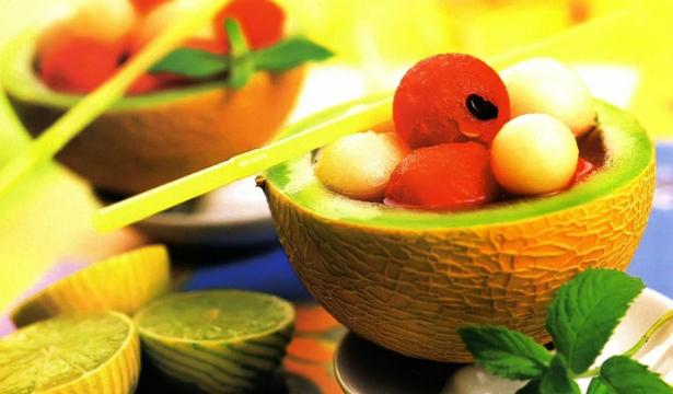 Топ 5 лучших блюд и коктейлей из дыни - фото №3