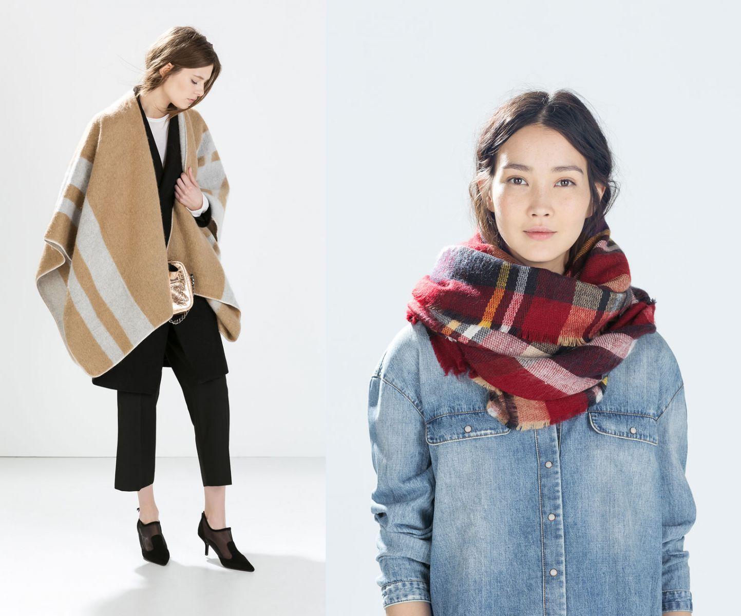 Что купить: теплые шапки, перчатки и шарфы - фото №4