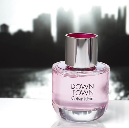 Calvin Klein представит новый аромат Downtown - фото №1