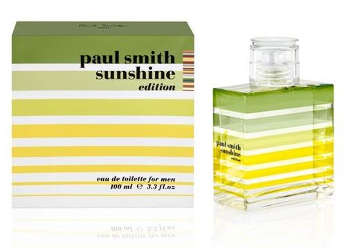 Paul Smith выпустит парные ароматы Sunshine Editions 2013 - фото №2
