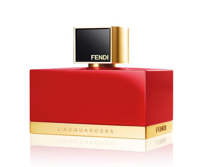 Fendi выпустит новый аромат L`Acquarossa - фото №2