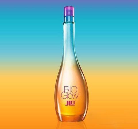 Дженнифер Лопес представила новый парфюм  Rio Glow - фото №1