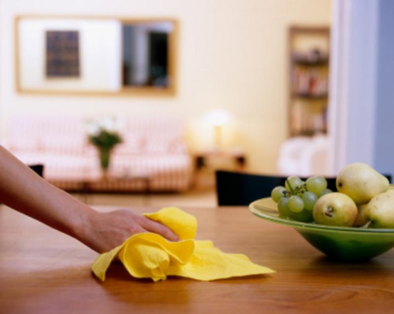 Что ты за тряпка?! Или как не вымыть посуду тряпкой для пола - фото №5