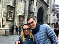 Кристина Орбакайте отдыхает с мужем в Вене - фото №1