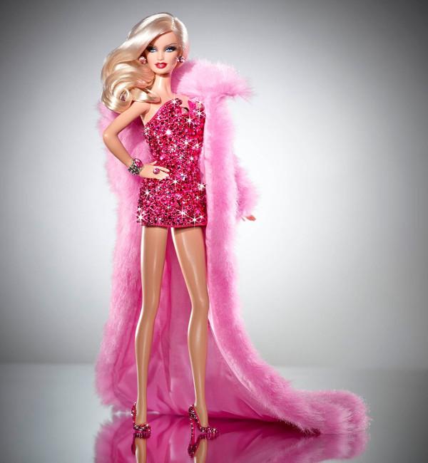 Красивая Барби