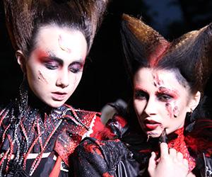 грим для цирка уродцев супермодель по-украински 2 сезон