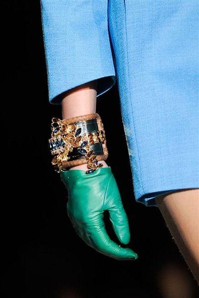 Неделя моды в Милане: Dsquared² осень-зима 2014-2015 - фото №20