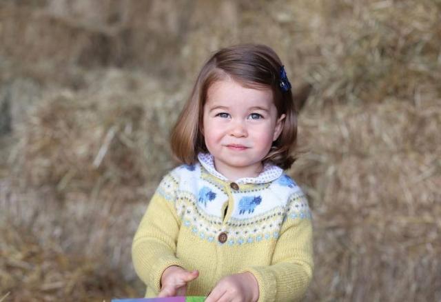 Одно умиление: принц Уильям и Кейт Миддлтон опубликовали новое фото принцессы Шарлотты - фото №1