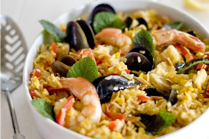 Новогодние рецепты 2014: блюда для соблюдающих пост - фото №5