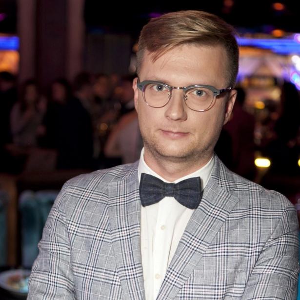 Влад Иваненко, главред журнала Playboy