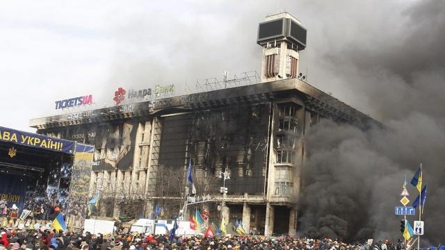 Места, которые приобрел Киев, благодаря событиям на Майдане - фото №5