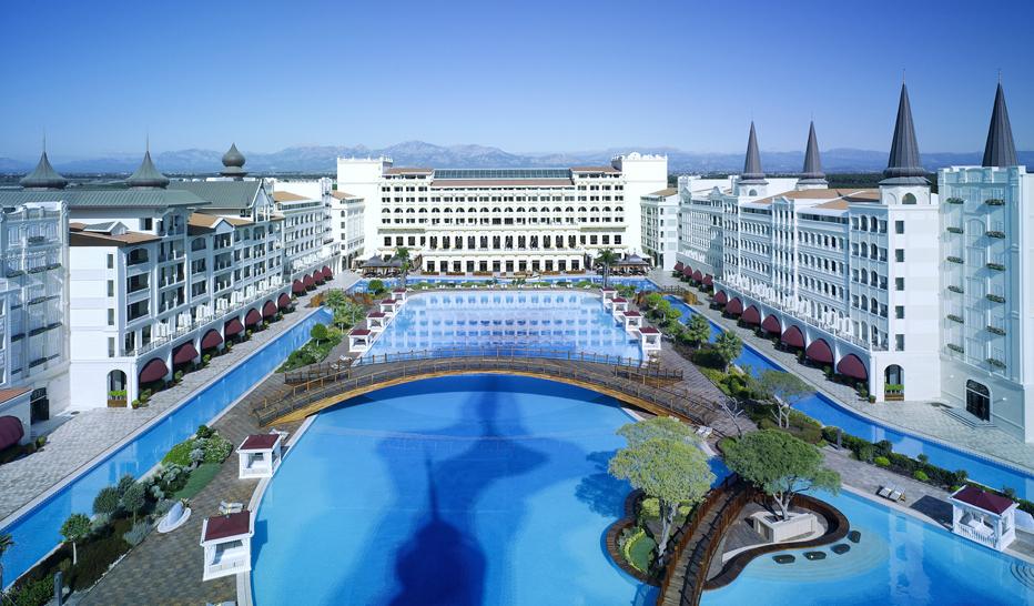 Лучшие отели мира: Mardan Palace - фото №1