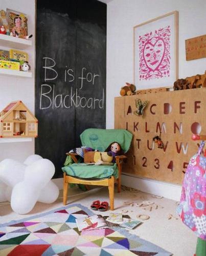 оформление детской комнаты