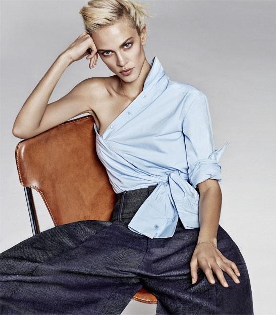 Styreet style: как носить белую рубашку