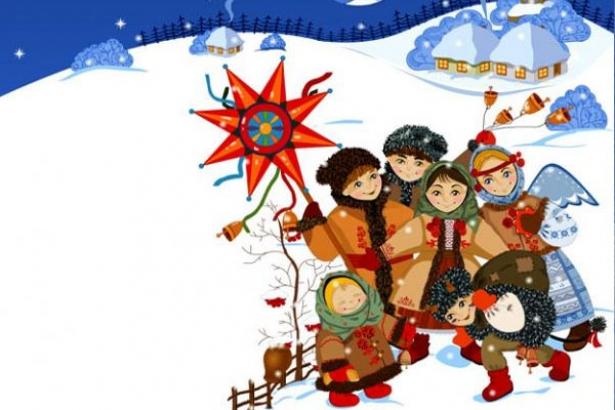 колядки на Рождество на украинском и русском языке