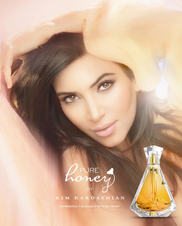 Ким Кардашьян выпустила новый аромат Pure Honey - фото №1