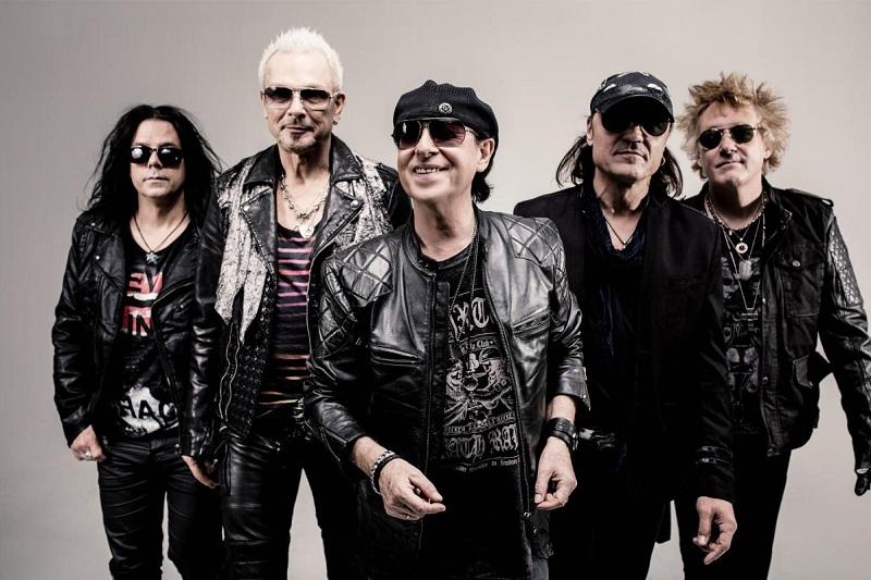 Scorpions киев