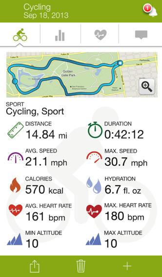 Мобильные приложения для велосипедистов - фото №6