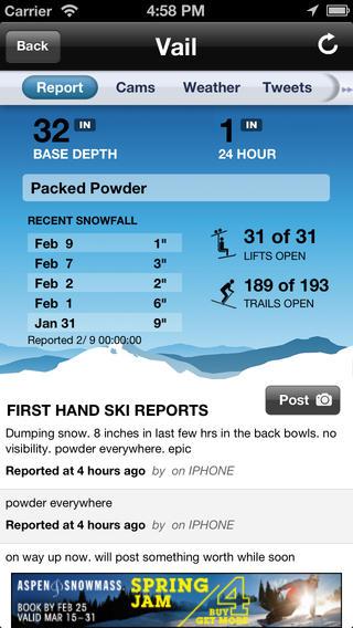 Топ 5 мобильных приложений для сноубордисток и лыжниц - фото №8