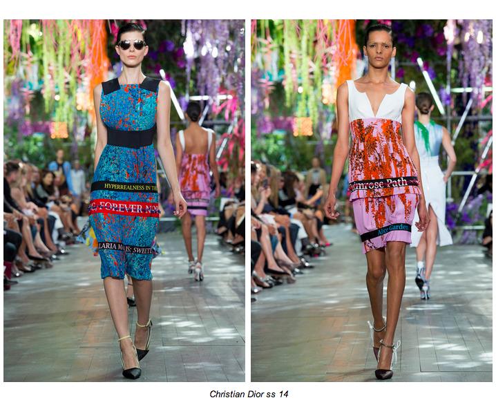 Тренд сезона весна-лето 2014: надписи и слоганы на одежде - фото №4
