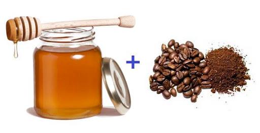 Рецепт кофейно-медового скраба для тела - фото №1