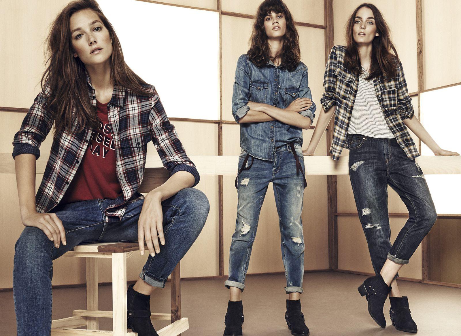 15 джинсов-бойфрендов в магазинах - фото №2