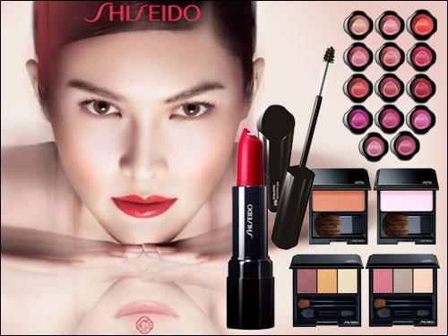 Макияж 2013 в стиле Shiseido - фото №5