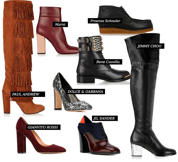 Где купить зимнюю обувь 2015