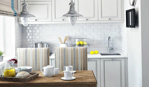 Маленькая кухня: как визуально увеличить пространство - фото №7