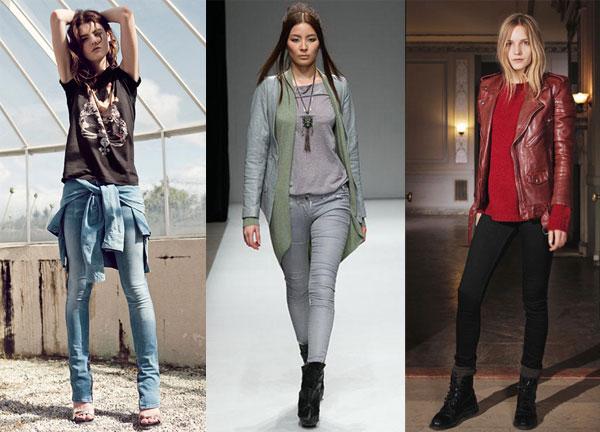 Как выбрать джинсы-скинни