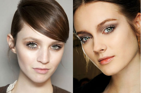Офисный макияж сезона осень 2013 - фото №3