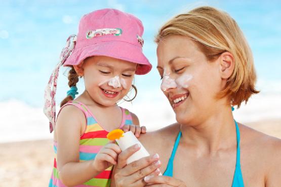 список вещей на море с ребенком